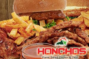 Honchos Tel: 074-187-7658