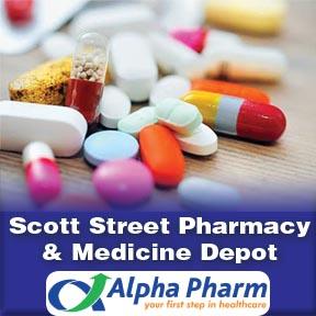 Scott Street Pharmacy   Tel: 034-312-6367