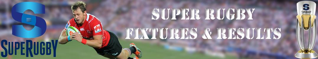 Super Rugby Banner