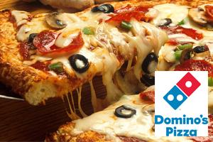 Dominoes Pizza Tel: 034-312-6000
