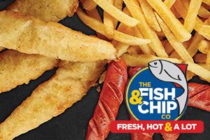 Fish & Chip Co Tel: 081-320-0292