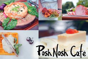 Posh Nosh Café Tel: 034-375-6642
