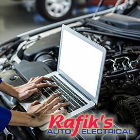 Rafiks Auto Electrical Tel: 034-312-9750