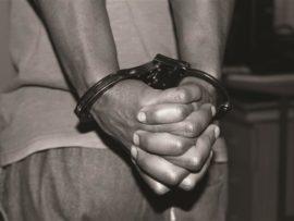 Man arrested for murder.