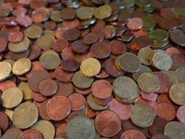 Coins. Pixabay