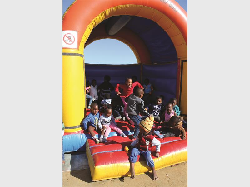 Inflatable Fun Day Chelmsford