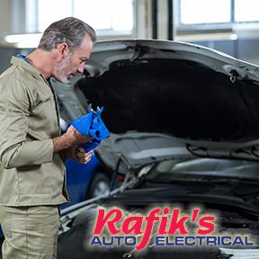 Rafik's Auto Electrical Tel: 034-312-9750