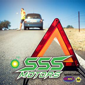 SSS Motors Tel: 034-312-3785