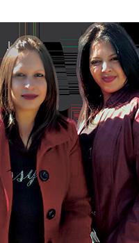Rishana & Charlene