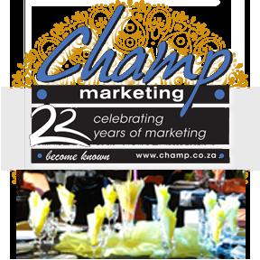 Champ Marketing Tel: 034-318-1888