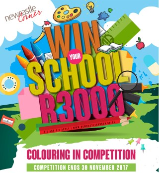 Colouring In Competition Win R3 000 For Your School
