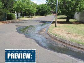 sewage troubles