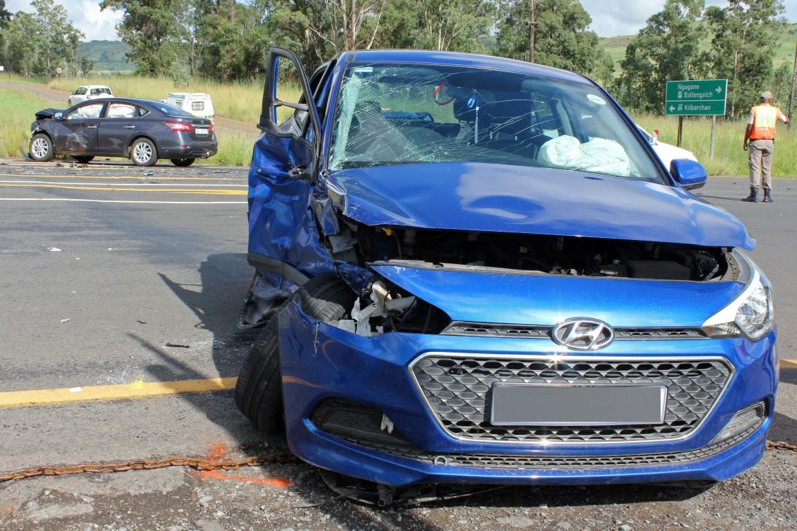 N11 collision