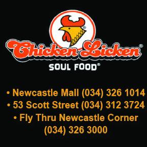 Chicken Licken Tel: 0343261014