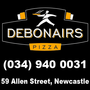 Debonairs Tel: 0349400031