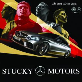 Stucky Motors Tel: 0343281000