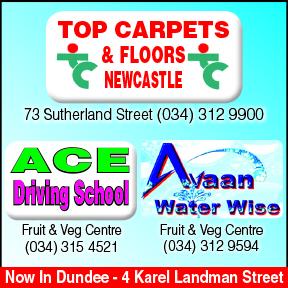 Top Carpets Tel: 034 312 9900