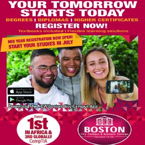 Boston Tel : 034 312 5206