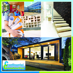 Continental Construction  Tel: 073 435 9052