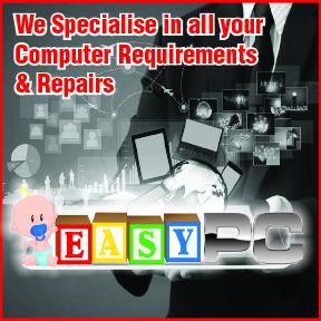 EASY PC Tel: 083 634 5141