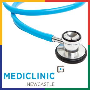 Mediclinic Newcastle Tel: 034 317 0000