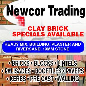 Newcor Trading Tel: 081 488 9926