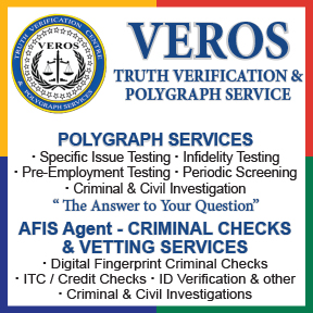 Veros Polygraph Service Tel: 084 401 2846