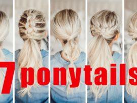 pony-tail
