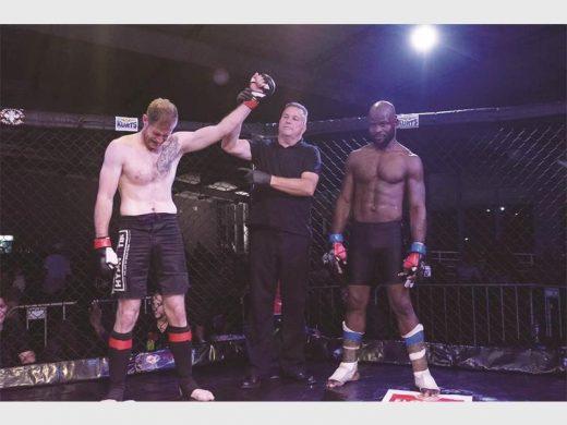 Newcastle MMA Fighter dominates in Durban | Newcastle Advertiser