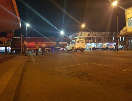 BREAKING NEWS: Woman dies on Allen Street after hit-and-run