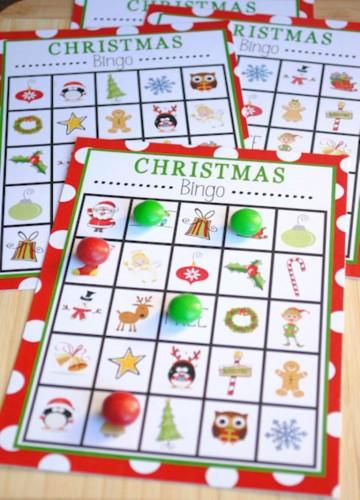 Christmas-Bingo (Medium)