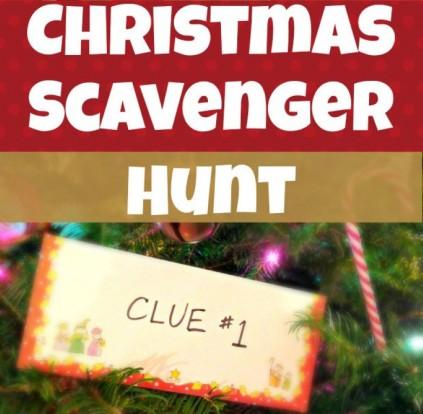 Christmas-Scavenger-Hunt (Medium)
