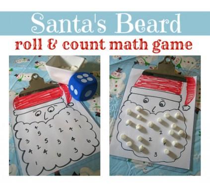 Santa-Math-Game- (Medium)