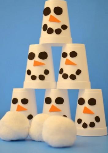 snowman slam (Medium)