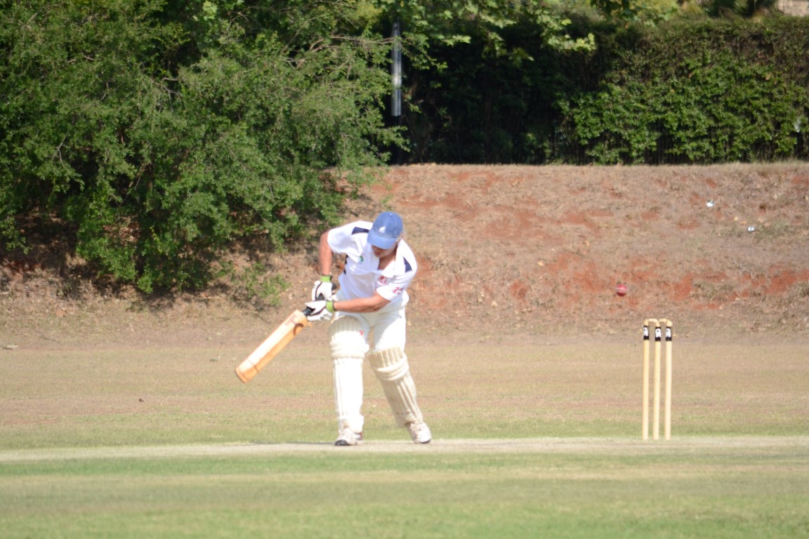 As the T20 Cricket World Cup draws nearer, excitement builds, and the local  players are keen to show that they're just as good as the international  stars.
