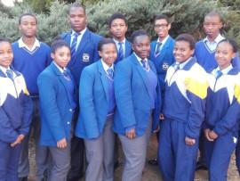 Back row: O Magudulela, N Nyembe, M Mabaso, S Matebula, L Mkhwanazi, and S Mthembu Front row: A Mntungwa, M Makhubu, L Biyela, M  Buthelezi, Z Kubheka, S Shange and L Khumalo