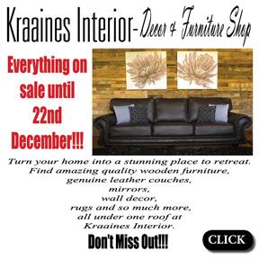 Kraaines Interior 034 393 1183/082 4962703
