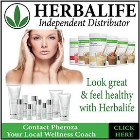 Herbalife 034 218 2884 or 082 084 4687