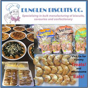 Dunglen Bakery Tel: 034-393-2687
