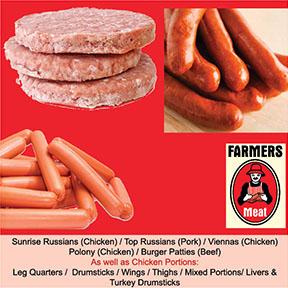 Farmers Meat Tel:034-393-3454