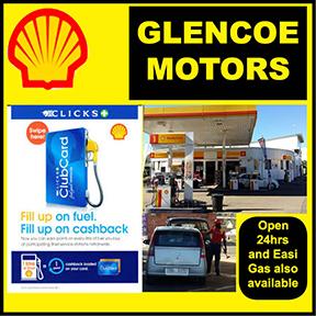 Glencoe Motors Tel:034-393-1177