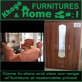 Khaya and Home Tel: 082-456-6755