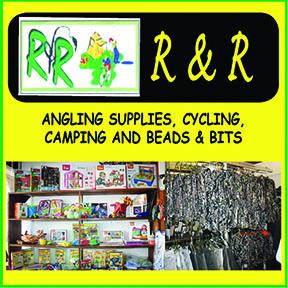 R & R Angling Tel: 034-393-2718