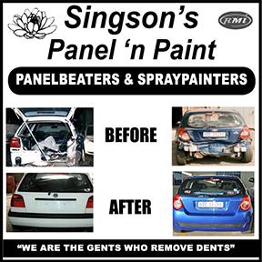 Singson's Panel n Paint Tel: 034-393-1208
