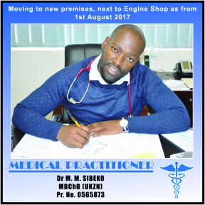 Dr Sibeko 072-622-0505