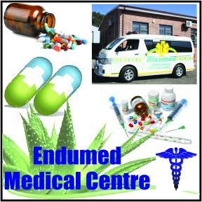 Endumed Medical Centre 034-212-1959
