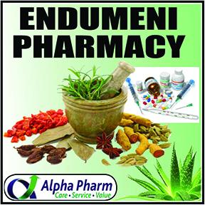 Endumeni Pharmacy 034-212-5220