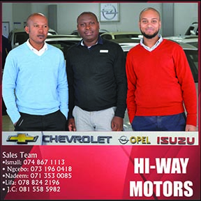 Hi-Way Motors Dundee 034-212-4156