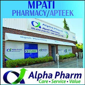 Mpati Pharmacy 034-218-1797