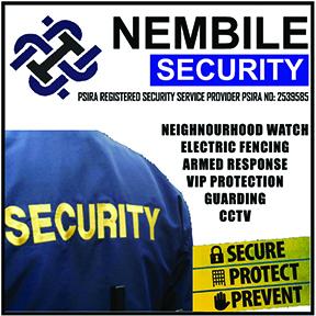 Nembile Security 083-642-1876